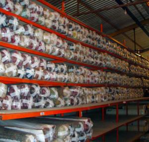 Hanta Systems, Hanta Cleaning Carpets, Αποθήκευση Χαλιών