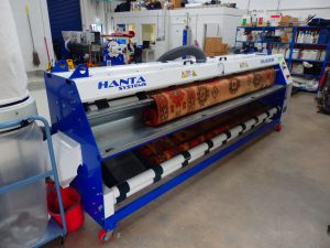 Hanta Systems, Hanta Cleaning Carpets, Τίναγμα Χαλιών